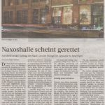 Pressebericht Frankfurter Rundschau vom 02.01.2020